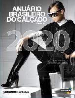 Capa do Anuário Brasileiro do Calçado